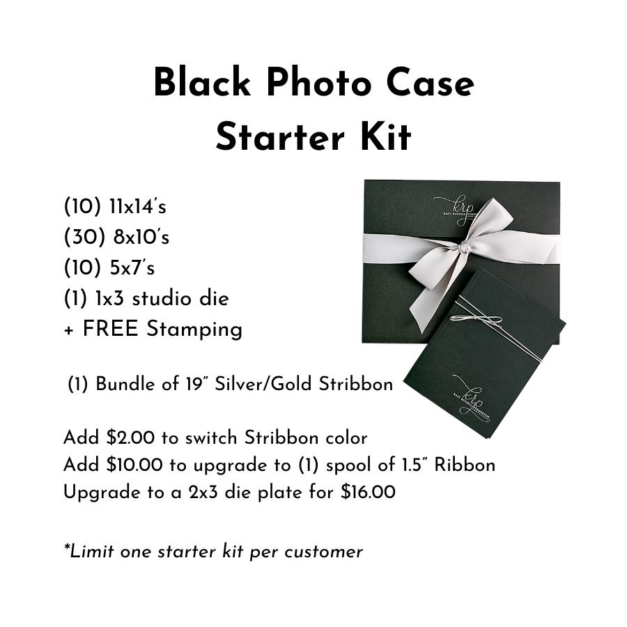 Black Photo Case