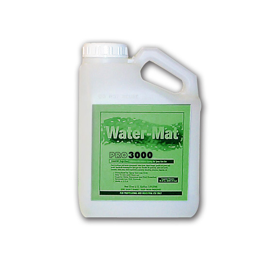 Lacquer-Mat Water-Mat 3000 Pearl Gallons