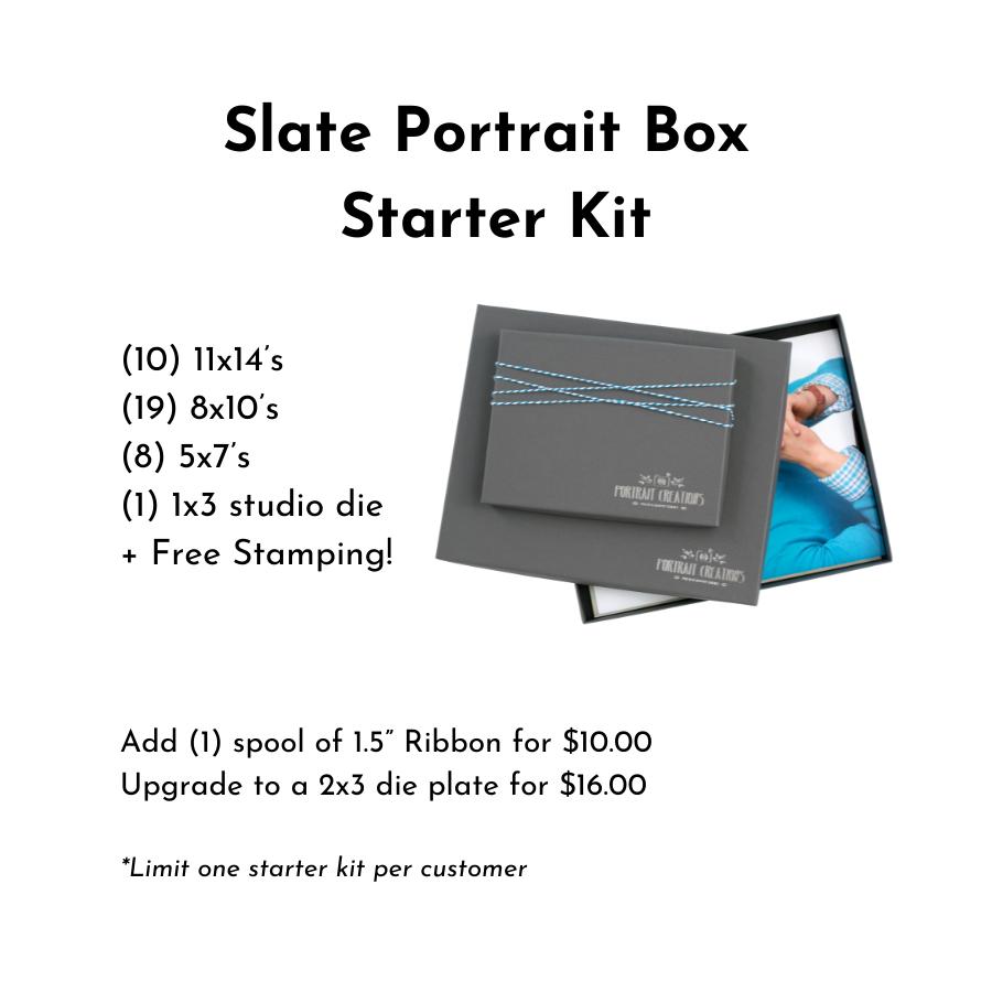 Slate Starter Kit