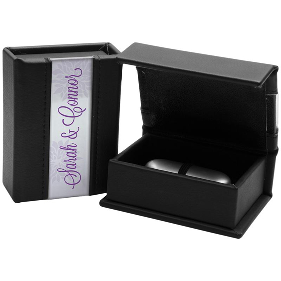 Tyndell Leather   Acrylic USB Box