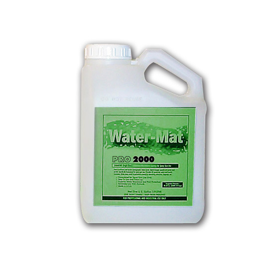 Lacquer-Mat Water-Mat 2000 Pearl Gallons