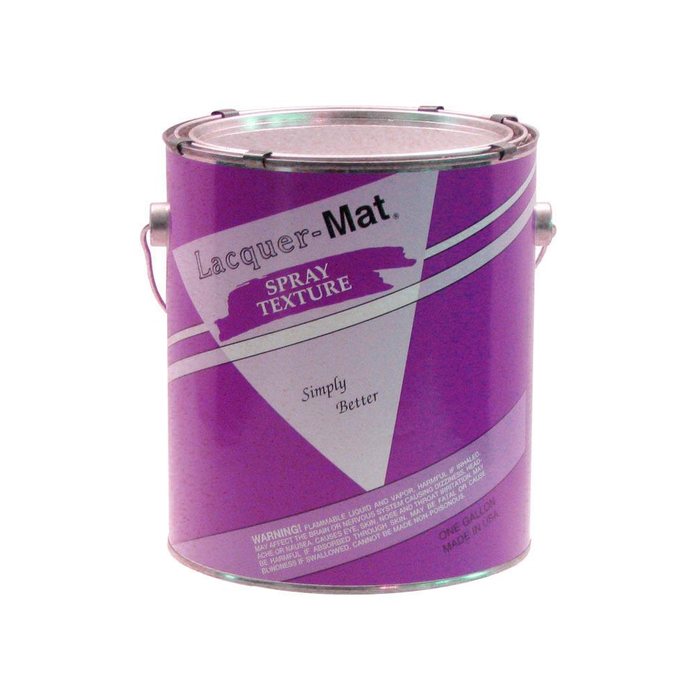 Lacquer-Mat Texture Spray Gallons