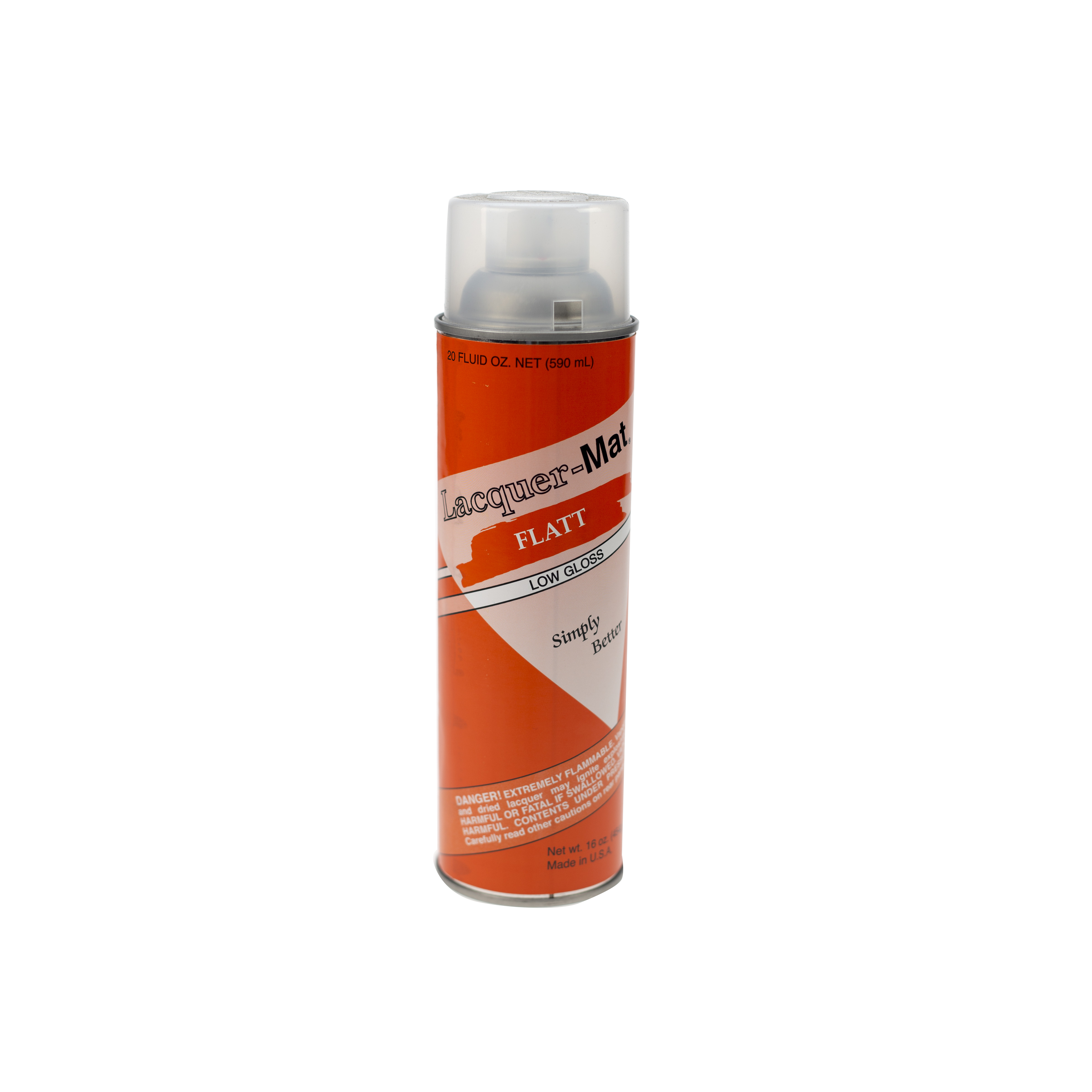 Flat Spray