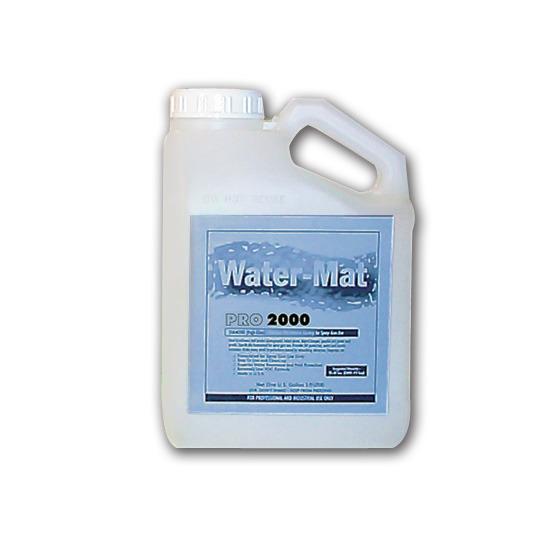 Lacquer-Mat Water-Mat 2000 Diamond Gallons