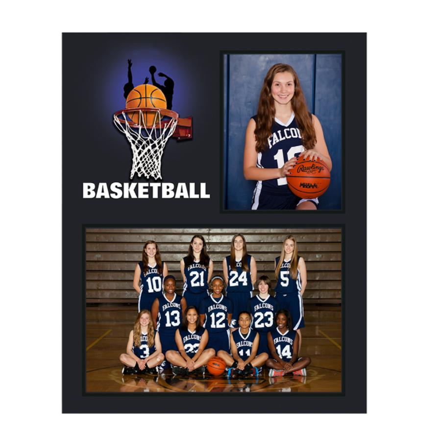 Basketball Memory Mates