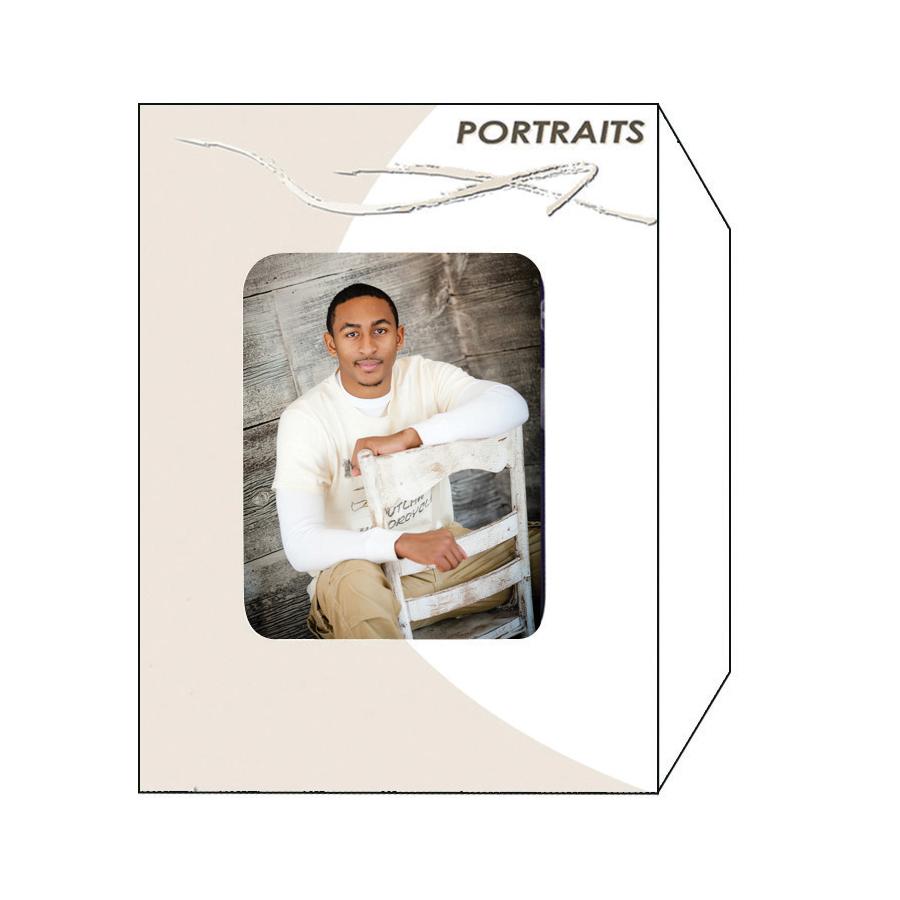 Portrait Envelope