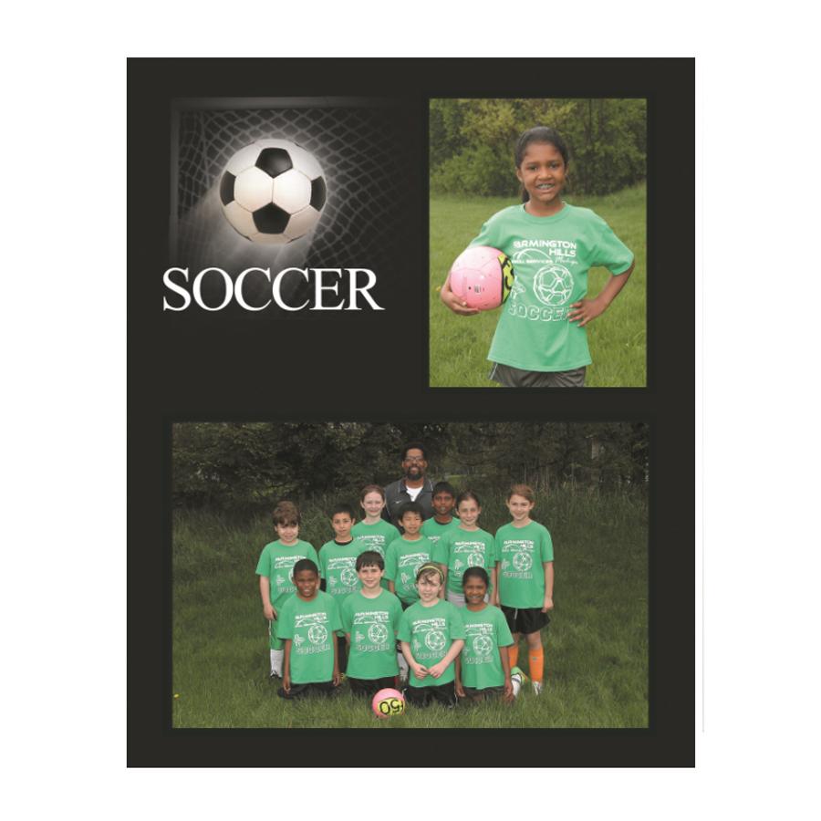 Soccer Memory Mate