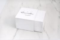 Soft Touch USB Box - White - Clearance Thumbnail