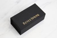 Luxe Fabric USB Box
