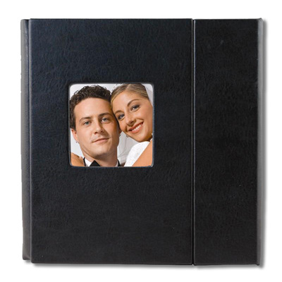 Tyndell CD DVD Album with Window and Magnet Cover