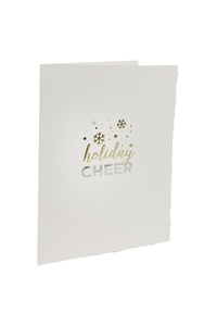 Holiday Photo Folder