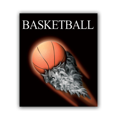 PS-203 Basketball Easel Mount Thumbnail