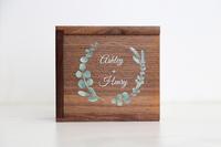 Tyndell USB Wood Box