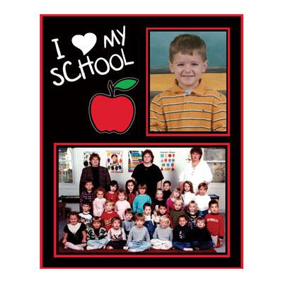 I Love My School Memory Mate Thumbnail