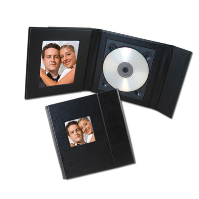 CD/DVD Album with Window and Magnet Cover Thumbnail