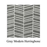 modern herringbone tissue paper