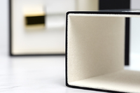Luxe Black Soft Touch USB Box