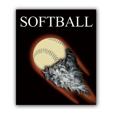 PS-207 Softball Easel Mount Thumbnail