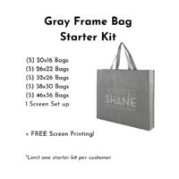 Frame Bag Starter Kit