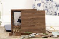 Walnut Flash and Print Box